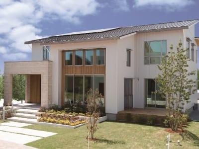 姫路モデルハウス FORES 四季と暮らす家